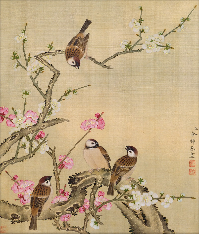 引用 故宫博物院收藏的国画 - bzmxk(戈壁胡杨) - 戈壁胡杨的博客
