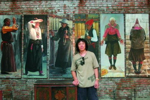 李光林:吸引我的是纯净的眼神 - TT - 《西藏人文地理》