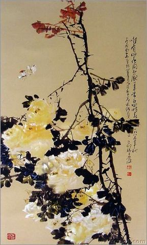 中国书画知识图片