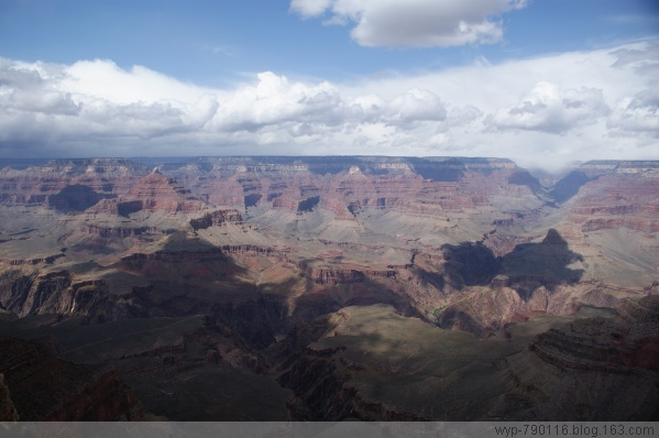 (原创)梦幻美国行(26)科罗拉多大峡谷 -  三月飞春雪 - 三月飞春雪