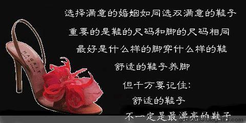 婚姻如同一双鞋 - 春暖花会开 - 花开红尘