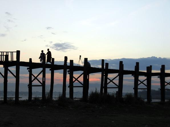 情人桥 - 西樱 - 走马观景