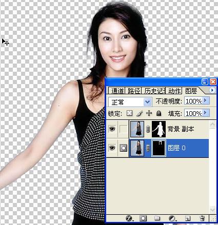 简便、实用的抠图方法(原创) - hdly006502 - .