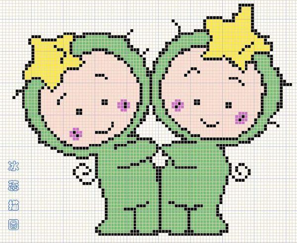 漂亮的宝宝毛衣图案 - 小敏 - 我爱子彦