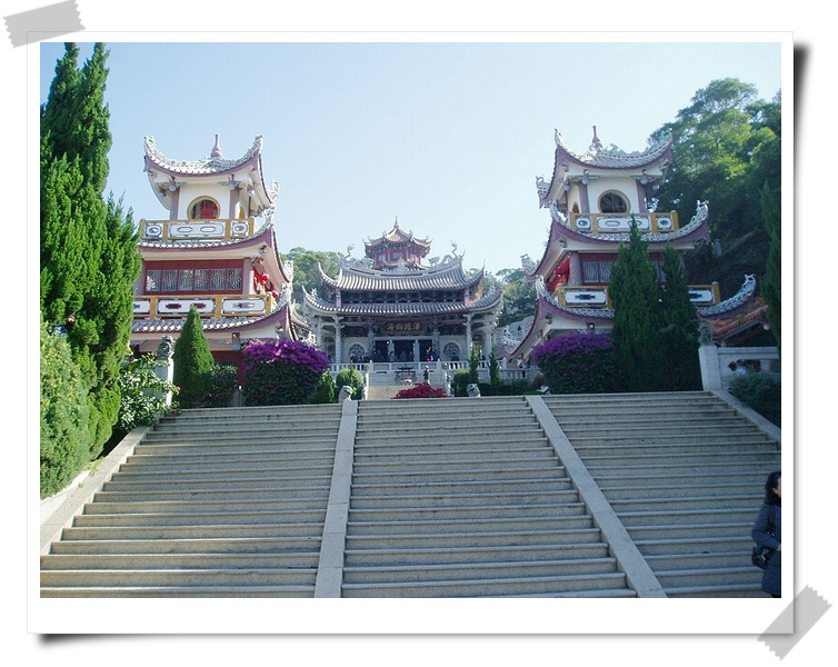 【我行我摄】湄州岛上谒妈祖 - 淡淡薄荷 - 水云间
