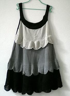 【转载】很时尚的裙子 - 燕衔泥 - 燕衔泥