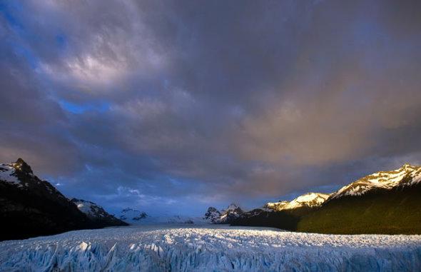 南美冰河迷人美景(图) - 流淌的旋律 - 流淌的旋律