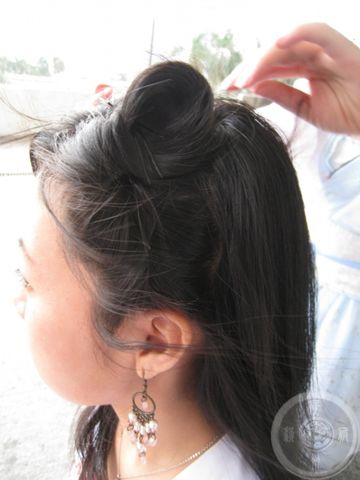 ;发型设计