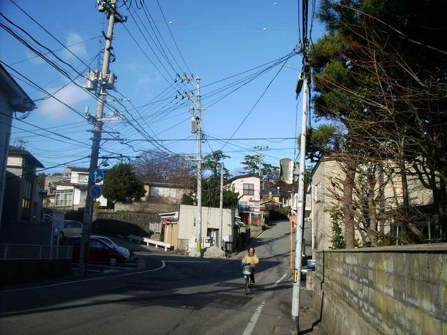 我拍摄的男鹿岛风光和秋田小街 - 杨克 - 杨克博客