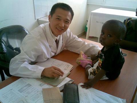我的脑瘫小病人 - 甫寸-dr.libo - 甫寸-dr.libo的博客