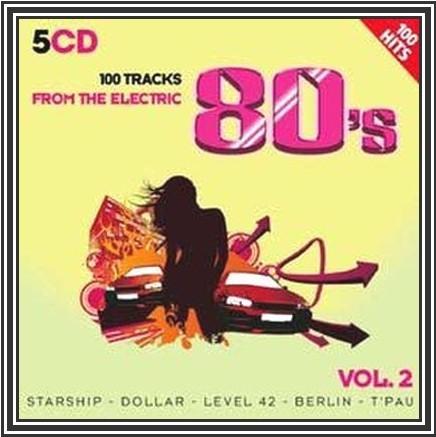 VA - 100 Tracks From The Electric 8039;s Vol.2 (2009) - 意大利铁匠 - 分享劲爽节奏--XINBO21