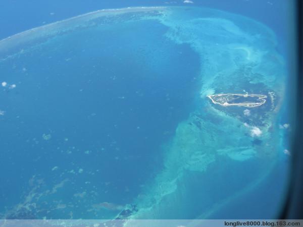 珊瑚玉盘般的东沙群岛原创 - longlive8000 - 我的博客