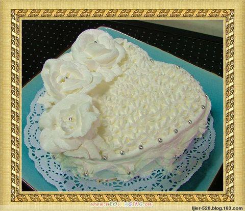 秀下最近做的生日蛋糕 - 快乐的猪 - 一个小女人的幸福生活