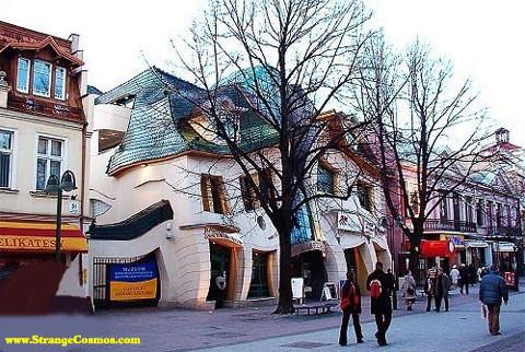 世界奇特建筑 -天行健  - 天行健的博客