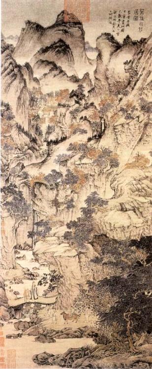 赵孟頫书画欣赏 - 水湄风菲 - 水湄风菲修身养心阆苑