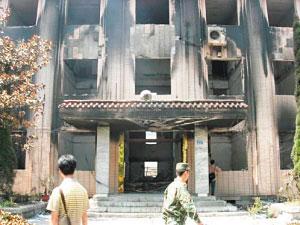 108名民警在瓮安事件中受伤16人伤势严重