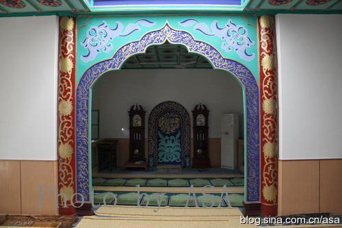 大学期间经常去的北京海淀镇清真寺 - 懒蛇阿沙 - 懒蛇阿沙的博客