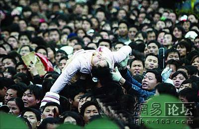 众志成城下的广州火车站  记实图片 - 凤凰淑女 - 凤凰淑女。个人专栏