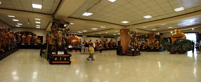 雄伟壮观的中台禅寺--台湾游之七 - 侠义客 - 伊大成 的博客