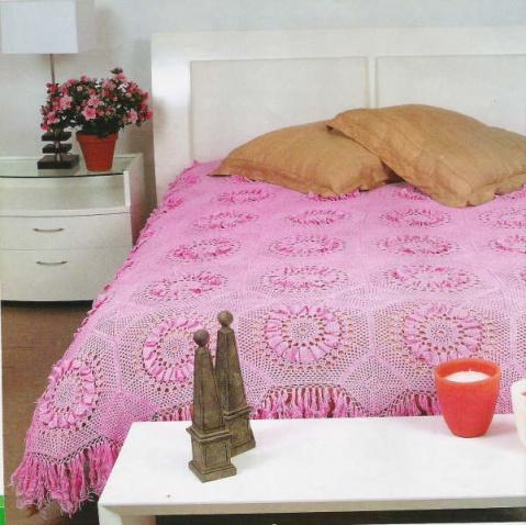 床罩和毯子有图解 - 开心就好 - fanghuatx的博客
