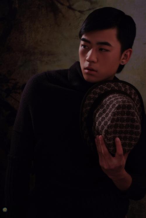 新生代优质男模——王炳林(青岛) - Blue Investment - 蔚蓝色的飛龍