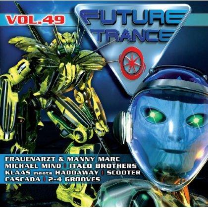 Future Trance - Vol. 49 - 意大利铁匠 - 分享劲爽节奏--XINBO21