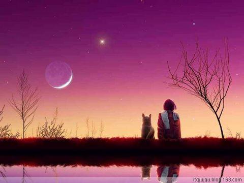 夜雨中的思念(原创) - 海韵涛声 - 海韵涛声