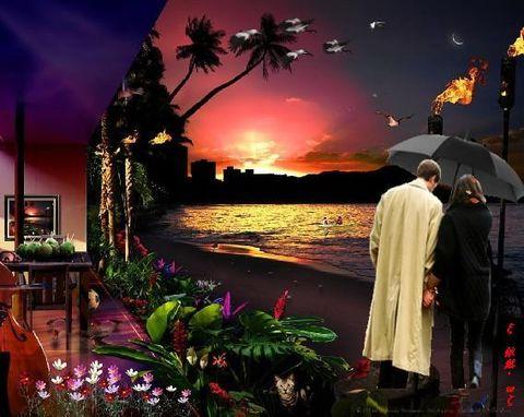 原创-现代-《爱的永恒》文/光明之子 - 光明之子 - 光明之子的博客
