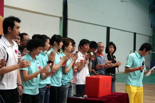 现场:明星名博携手为震区孩子捐款(视频/… - 田金双 - 田金双的娱乐私塾