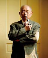 风趣幽默永远快乐的大画家----黄永玉 - 水墨画名家 - 当代水墨画名家