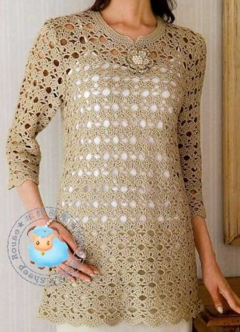 旗袍钩衣 - 梅兰竹菊 - 梅兰竹菊的博客