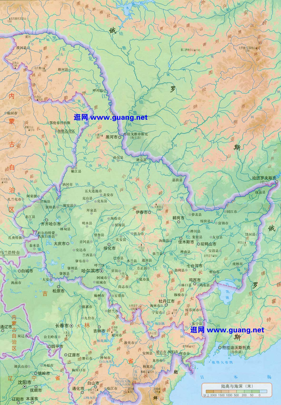 七台河 明水地图