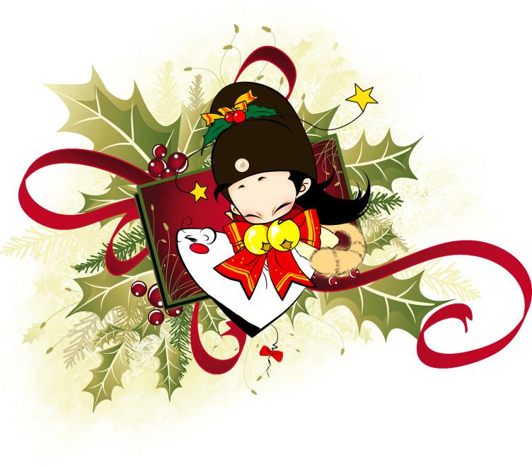 圣诞快乐~~ - safeier - 惟君·问战