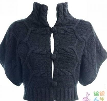 转载:横织衣服过程(图片来自于网络) - 停留 - 停留编织博客