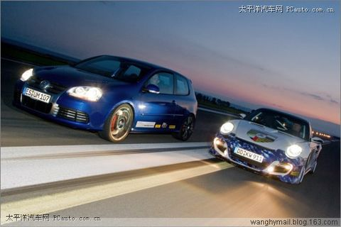 hgp vw golf r36 garfield im garfield高清图片