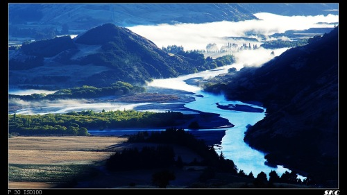 张光启摄影作品: 新西兰南岛风光 - 老藤 - tengxuyan 的博客