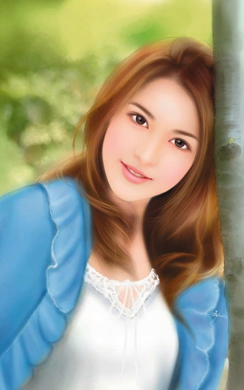 精美的美女插图 - AAA级私秘视频馆 - 精粹无限,冲击视觉