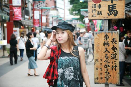漫步日本街头ING - 韩国媚眼天使sara - 韩国媚眼天使sara   博客