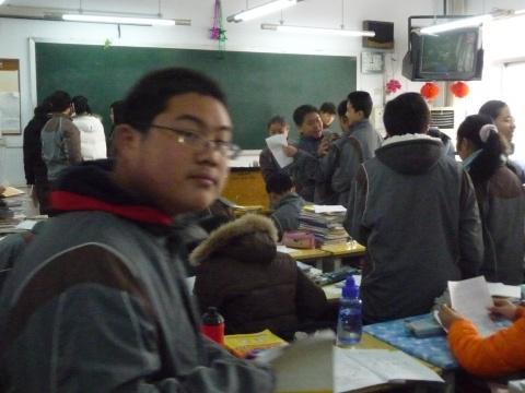 考前的浮躁 - 无敌大发 - 潍坊广文中学大发