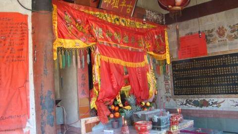 闽南宫庙记略(90):马垵大路宫 - 老陶e - 闽南民俗、风物