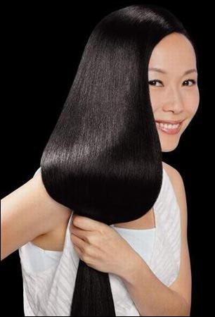 叶童示范中性美女发型 - 不为 -