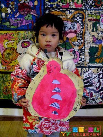 童画童心08秋季小小A班美术活动13——小瓢虫 - 童画-童心儿童美术 - 童画-童心儿童美术