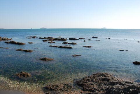 波光粼粼-黑石礁 - 深山红叶 - 深山紅葉