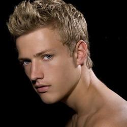男模新面孔Josh - 让人心动的桃色男孩 - 牛牛 - 牛牛