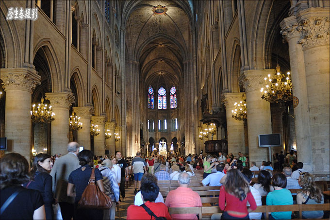 巴黎圣母院:与上帝对话的地方! - 涛声依旧 - 涛声依旧