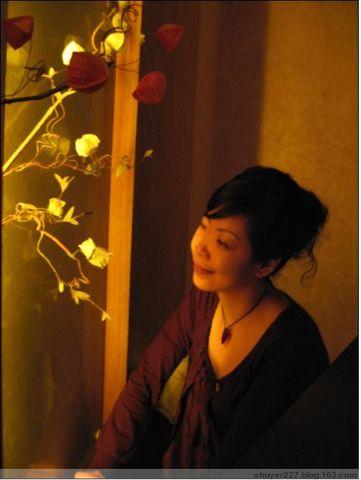 圣诞及新年祝福 - 玫瑰叶子 - 雾山红叶