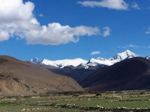别样风情游西藏:12徒步珠峰(7) - 建龙 - 莫问回程