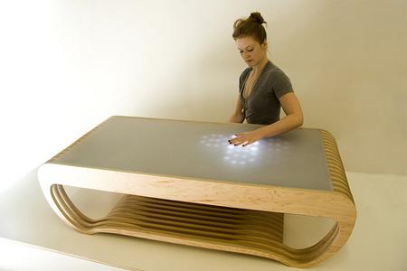 非常有创意的咖啡桌设计 - 何泛泛 - 何泛泛|IT独唱团
