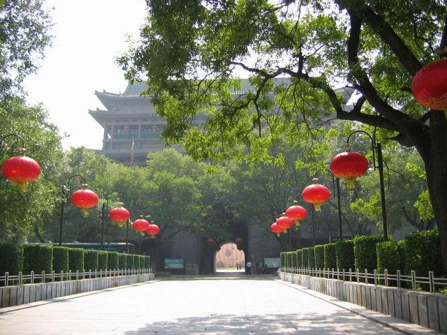 [城市风光] 中国三十四个省府城市风光(西北地区) - 鄂东山人 - 旅游摄影爱好者之家