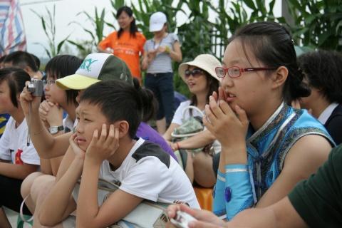 教育可以改变世界----地震灾区彭州葛仙山助学行动记实 - 老爷车 - 老爷车的博客